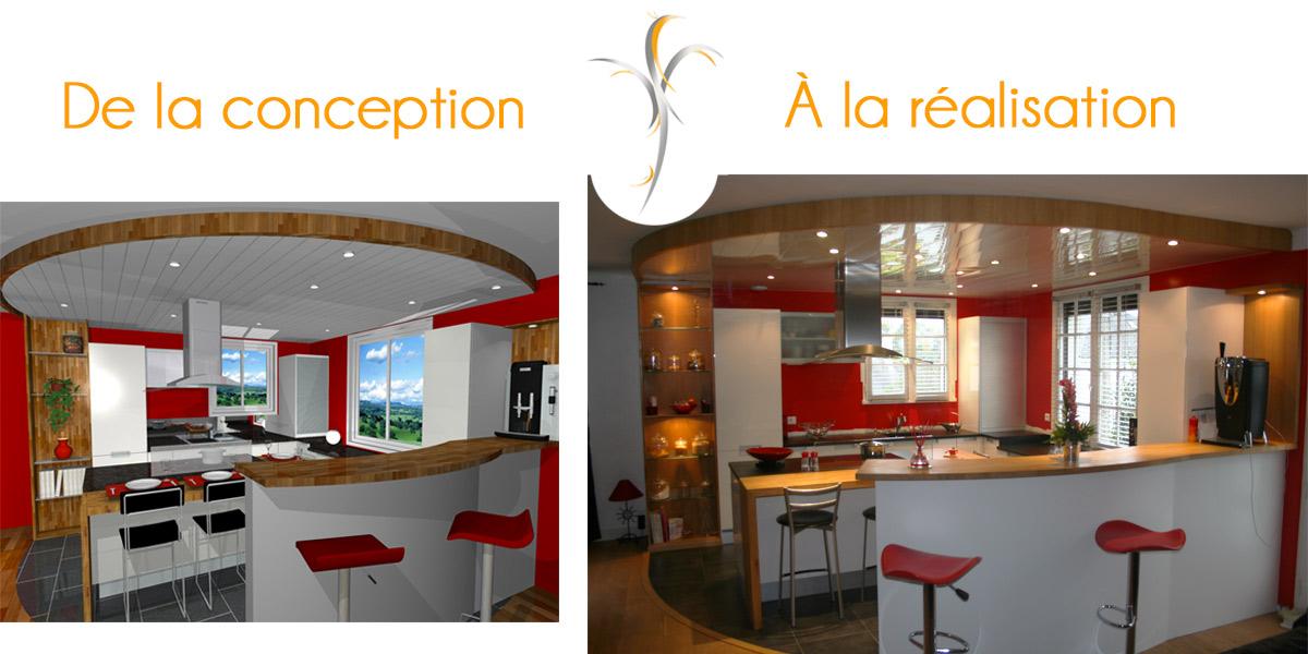 Yves taillandier cuisines dressings for Logiciel de conception de cuisine 3d