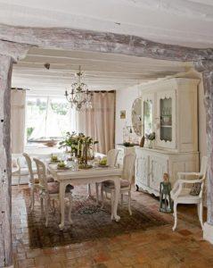 Salle à manger style Romantique